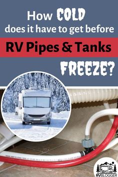 Busted RV pipes and tanks are catastrophic! Before you go camping or living in an RV in the winter, you need to protect your RV water lines and plumbing. Check out this great resource of preventative tips and information to ensure you have a great camping adventure! #rvblogger #rvmaintenance #rvrepair #rvpipes #rvplumbing #rvdamage #frozenpipes #rvtips #rvbeginner #campertips #traveltrailertips Rv Cleaning, Rv Water Heater, Rv Camping, Camping Hacks, Frozen Pipes, Camping For Beginners, Rv Travel, Rv Living, Winter Travel