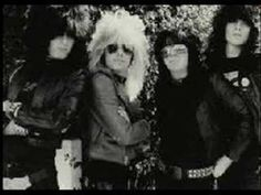 Motley Crue - Wild Side. Not really a fan, but that is one kick ass opening riff..