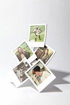"""""""Snap Desk Multi-Photo Frame"""" Urban Outfitters $19"""