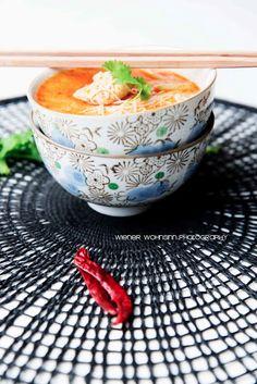 Thai Suppe mit Hühnchen { Recipe } von @Melanie Bauer Nedelko Fotografie