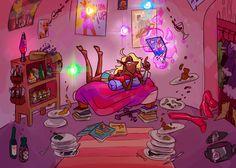 Taako's Room