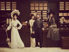 Mr. Selfridge | photos-cast
