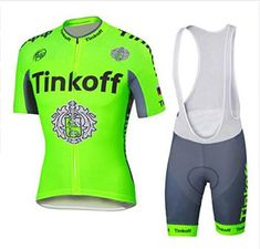Mens 2016 Breathable Pro Cycling Team Bicycling Jerseys and Cycling Shorts Bib Kit M >>> Want to know more, click on the image.
