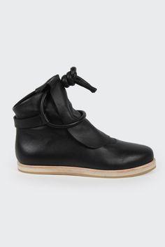 Alpha 60, Marina Boot, black | GOOD AS GOLD | NZ