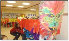 Celebrating Chinese New Year in the classroom!  Blog post with ideas.