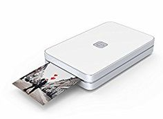 Lifeprint 2x3 Portable Photo AND Video Printer for iPhone and Android.