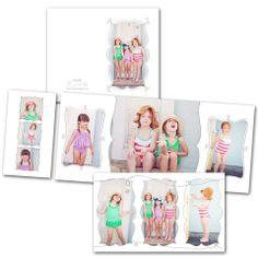 fun and whimsical mini photo book