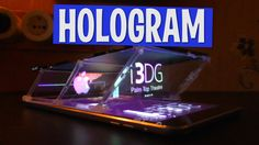 New i3DG Hologram for Smartphones and Tablets Easy Way | How to make a I...