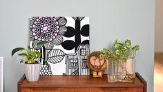 Marimekko, Hacks Diy, Decor Crafts, Home Decor, Entrance, Living Room, Interior, Handmade, House