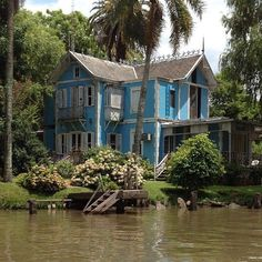Spanish School in Argentina and Spain Beautiful Places To Visit, Great Places, Places To Go, Visit Argentina, Argentina Travel, Tango, Delta Tigre, Outdoor Travel, South America