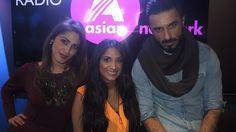 BBC Asian Network - Bobby Friction, Big Desi Show Meets Desi Rascal Reality TV Stars Rita, Shreena and Owais.