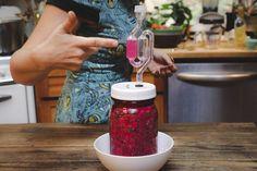 Fermentation FAQ: My ferment overflowed. Now What?