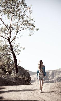 Loving Nicole Richie's fashion designs!