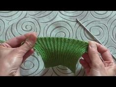 резинка крючком УЗОРЫ ИЗ СОЕДИНИТЕЛЬНЫХ СТОЛБИКОВ - YouTube Slip Stitch Crochet, Crochet Stitches, Knit Crochet, Crochet Videos, Japanese, Knitting, How To Make, Inspiration, Youtube