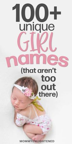 Unique Girl Names (that aren't TOO out there but you'll still love!) < Unique Girl Names (that aren't TOO out there but you'll still love!),Best Baby Names Looking for pretty unique girl names? Baby Girl Names Uncommon, Baby Girl Names Unique, Unisex Baby Names, Cute Baby Names, Unique Baby, Trendy Girl Names, Names For Babies, Baby Names For Girls, Hispanic Baby Names Girls