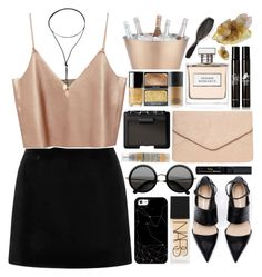 """Tender Romance"" by ladyvalkyrie on Polyvore featuring Marc Jacobs, Dorothy Perkins, NARS Cosmetics, The Row, Diptyque, Casetify, Le Labo, Vanessa Mooney, Reviva Labs and Ralph Lauren"