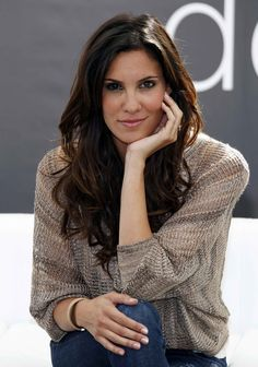 ncis la images   Daniela+Ruah++NCIS+Los+Angeles+Photocall+during+52nd+Monte+Carlo+TV ...