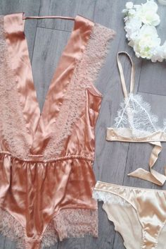 Combishort Alma - Jolies mômes - Lingerie made in France