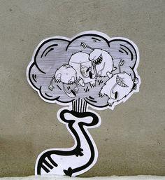 urban stickers