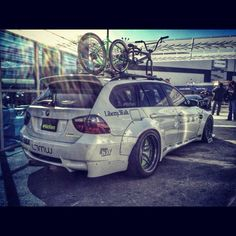 Liberty Walk BMW M3 Wagon