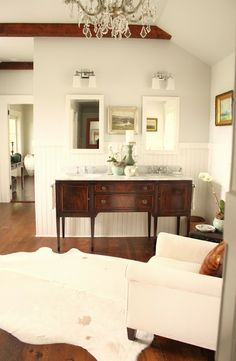 for the love of a house: the master bath