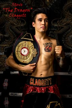 """Steve """" The Dragon"""" Claggett- NABA US Super Lightweight Champion - professional boxer @ Southpaw Boxing Gym. Member of Goldenstars Boxing Team Boxing Classes, Boxing Club, Boxing Gym, Team Member, Get In Shape, Calgary, Boxer, Champion, Dragon"""