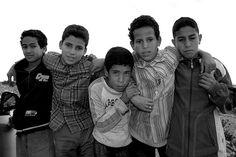 Berber Tribe Children -    Taken in a Berber village in the hills outside Essaouira Morocco.   December 2008        ...