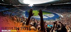 Campionatul European de Atletism | Berlin 2018 Berlin, Next, London, Best Cities, Rugby, Traveling By Yourself, Fair Grounds, City, World