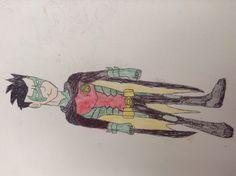 Damian Wayne/Robin