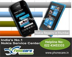 Are you looking to service your own  Nokia Mobile phone  in Sion and all accross Mumbai. Here it is Simply Dial on 98210 18006