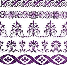 lots of other freebies files as well on site. Free SVG | Home Decorative Stencil | Borders