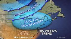 This week's weekly weather blog post...http://tinyurl.com/pajp3og