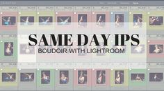 For the photographers! Learn all about what program makes same day sales  sessions super simple