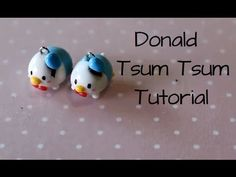 Donald Tsum Tsum Tutorial
