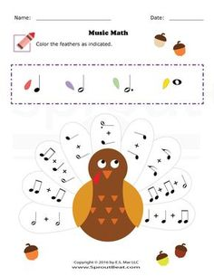 pumpkin music math and other autumn activities also musical math worksheets Elementary Music Lessons, Music Lessons For Kids, Music For Kids, Elementary Art, Art Lessons, Music Math, Music Classroom, Music Games, Music Education Activities