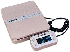The  Accuteck ShipPro W-8580 110lbs x 0.1 oz Gold Digital shipping postal scale, Limited Edition  is unquestionably one of the affordable, inexpensive product you can stumble on Amazon. I'm positive you've heard both pro as well as con in relation to Accuteck ShipPro W-8580 110lbs x 0.1 oz Gol...