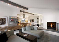 ambiance salon moderne lilo - Salon Ultra Moderne