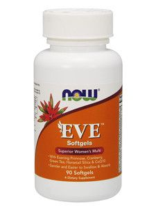 NOW- Eve Womens Multi 90 softgels