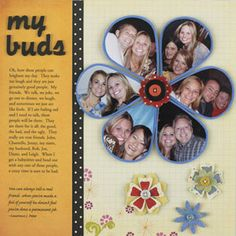 Link to ideas and tips on how to combine digital elements onto traditional scrapbook pages. {This sounds like where I need to start!!}