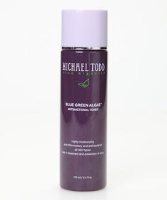 This Blue Green Algae Antibacterial Toner is perfect by Michael Todd, $14 !!  #zulilyfinds