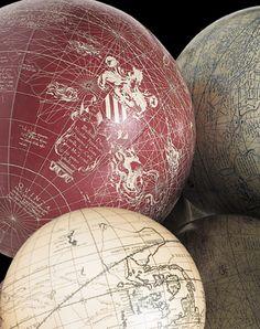 Mercator Globe