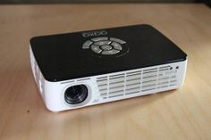 How to have a projector in a camper van conversion