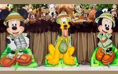 Decoração Infantil Disney - Tema Festa da Disney