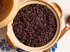 The Lazy Cook's Black Beans Recipe