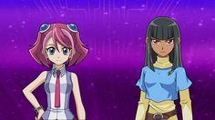 Yu-Gi-Oh! ARC-V Zuzu vs Julia -  Yu-Gi-Oh! Legacy of the Duelist - Ein Duell das Geschichte schrieb als Zusatzinhalt zum runterladen.