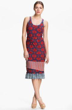 Montre pour femme : MARC BY MARC JACOBS Cotton Jersey Tank Dress available at Nordstrom