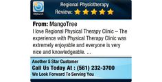 I love Regional Physical Therapy Clinic – The experience with Physical Therapy Clinic...