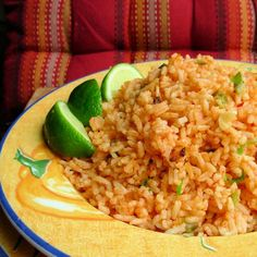 Mexican Rice -I am going to make this and add Wildtree's Fiesta Salsa Mix in with it.