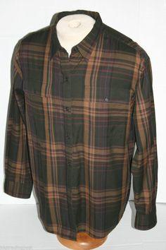 Really nice Western Style Double Chest Pockets LAUREN Ralph Lauren Women's Plaid Button Up Shirt Blouse XL XLarge 46-48 Bust #LaurenRalphLauren #ButtonDownShirt