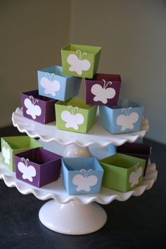 Butterfly Candy Cups Butterfly Party Decorations by GiggleBees, $12.00